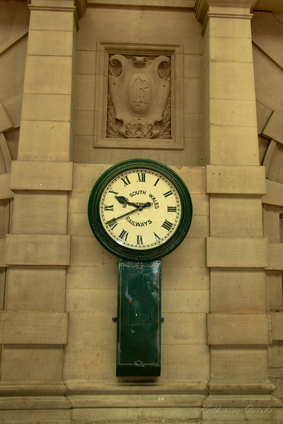 Historical Clock Central Station