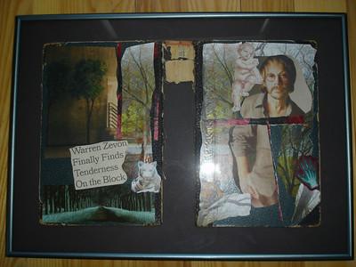 Deborah's Collages