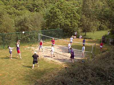 Baumholder Hospitality House Volleyball