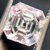 2.02ct Vintage Asscher Cut Diamond GIA E VVS2 24