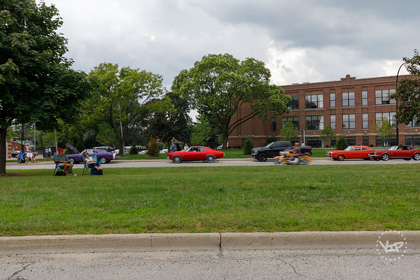 24th Annual Dream Cruise Saturday