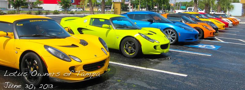 Lotus Owners of Tampa