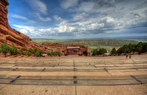 Red Rocks Amphitheater Golden, Colorado