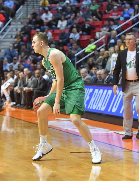 3.16.18 Men's Basketball-NCAA Tournament v. Wichita State