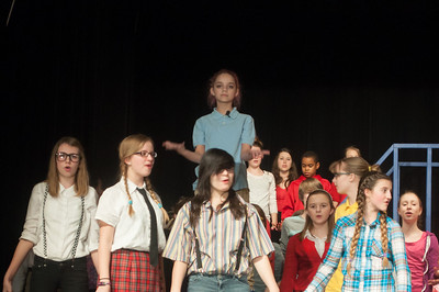 Caroline High School Musical 2014