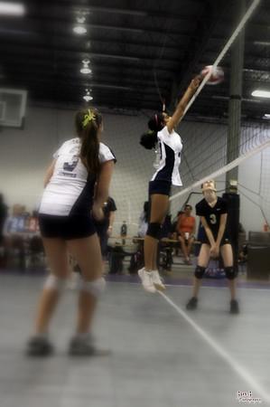 Dallas Juniors 13Gold Club Regionals (4/9/2011)