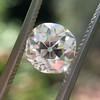 1.60ct Old Mine Cut Diamond, GIA H VS2 18