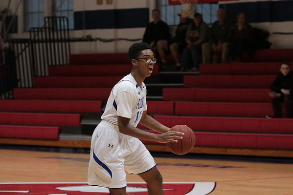 Junior Prep Basketball vs. Fishburne Military - Nov 21