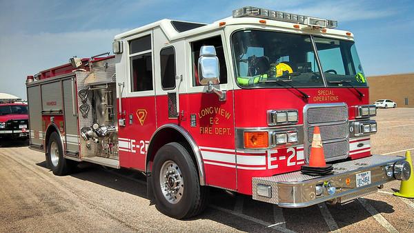 Longview Texas Fire Department