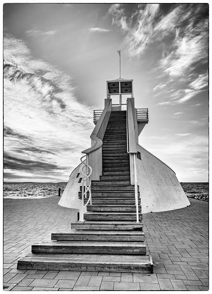 Nallikari Lighthouse