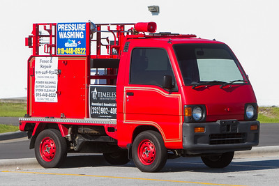 Japan Fire Truck