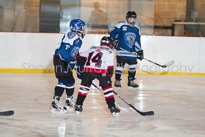 Snowbelt Tournament: Sunbury vs. Southpointe PeeWee 1-26-13