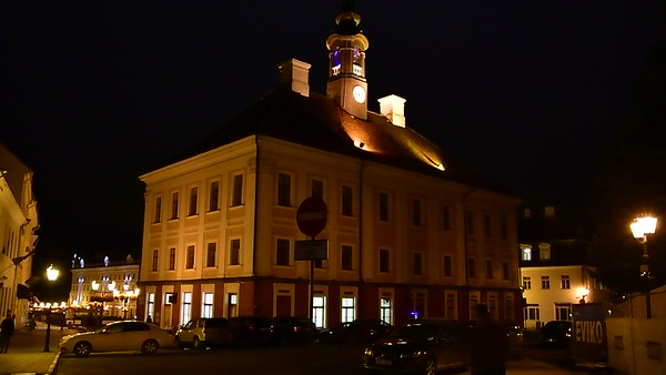 Tartu by Night
