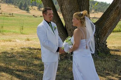 Matt & Jenna's Wedding - Before the Ceremony
