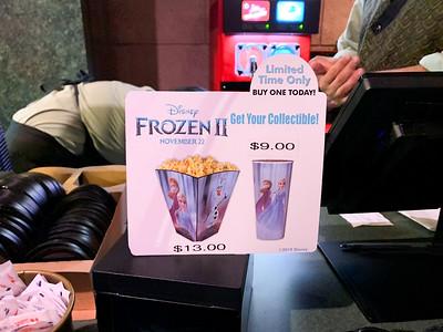El Capitan Theater - Frozen 2