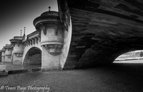 Paris-Pont Neuf Bridge