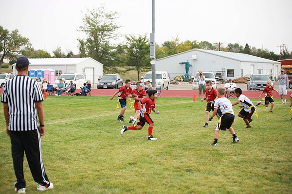 Cardinals flag football 9.26.20