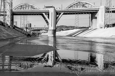 USA-CA - Los Angeles River
