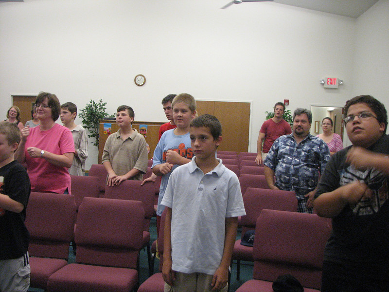 MI, First Nazarene VBS, Bay City MI, Aug 2010 005.JPG