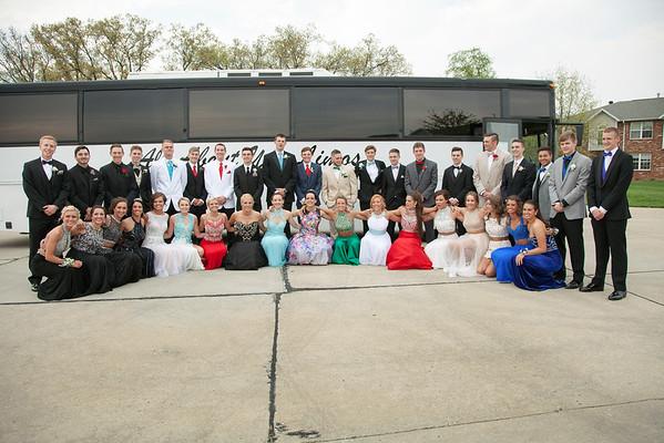 CHS Prom 2015