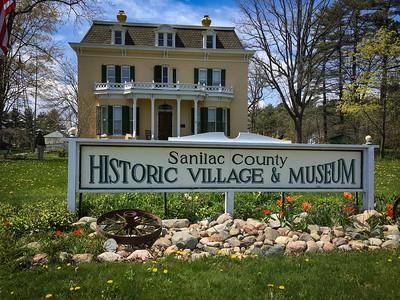 Sanilac Historic Village 5/7/21