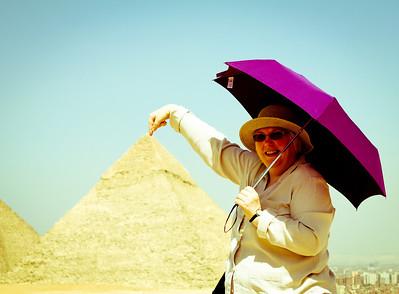 Egypt - Pyramids 2011