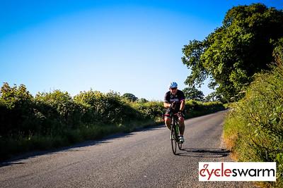 Cycle Swarm Norwich 2018 0800-0830