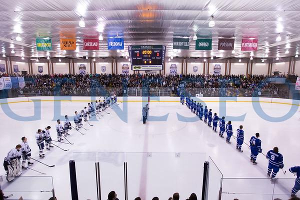 (SUNYAC Finals) Ice Hockey vs. Fredonia