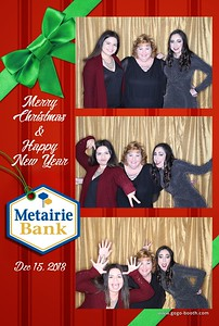 12-15-2018 | Metairie Bank Holiday Party