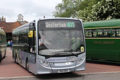 Bus Operators G