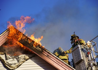 2 Alarm Fire - 151 Washington St, New Britain, CT. - 1/30/21