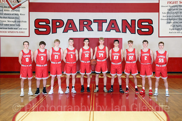 Stanwood High School Boys Basketball 2019