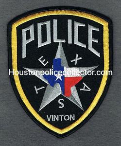 Vinton Police ( Defunct 2015 )