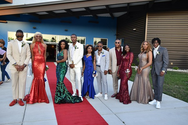 King's Fork Prom 2019