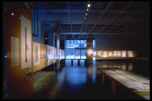 CONSTRUIRE LA VILLE (1995-1996) _ Exposition