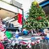 2012 Encinitas Holiday Parade, tree lighting and visit from Santa Claus.