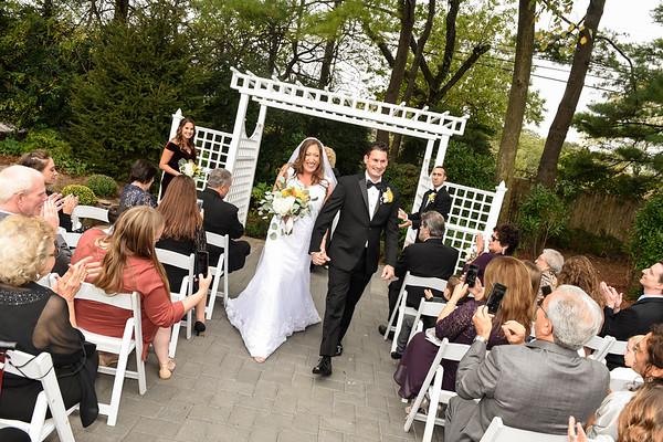 Laura & David Wedding