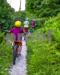 20180625 - Youth Mountain Biking Club @ Pine Hill