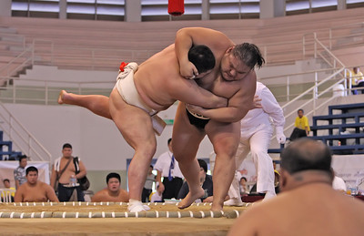SUMO World Championships 2007