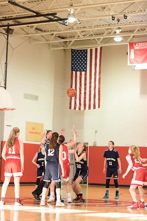 2017 Lucy Basketball