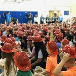 9/11 NEVER FORGET Mobile Exhibit visits Southport Elementary School - 2019