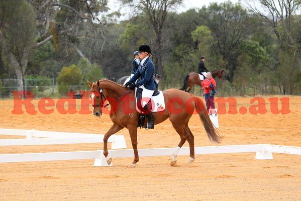 2014 10 18 Swan River Horse Trials Dressage EvA105