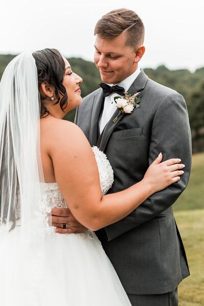 Casey + Justin Wedding Previews