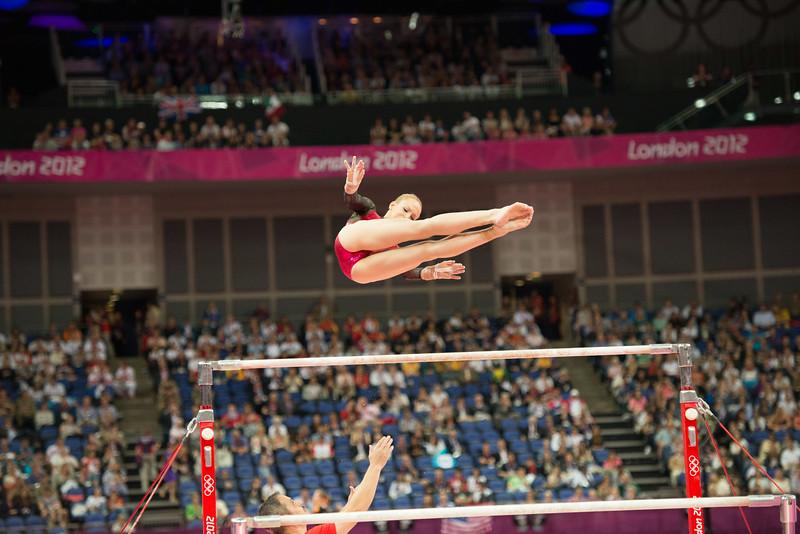 __02.08.2012_London Olympics_Photographer: Christian Valtanen_London_Olympics__02.08.2012_D80_4430_final, gymnastics, women_Photo-ChristianValtanen