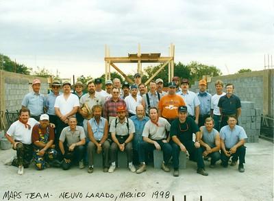 1998 Neuvo Laredo Mexico