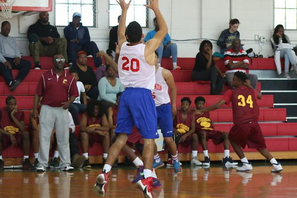 Junior Prep Basketball Scrimmage vs. Henrico/Petersburg