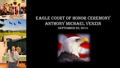 Eagle Anthony Ceremony