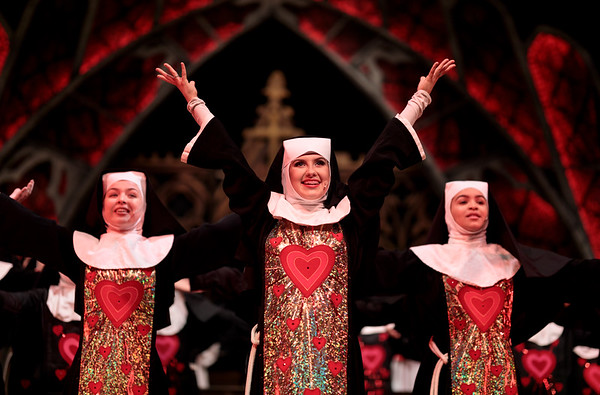 Sister Act 2018 (with video)(Spotlight Productions)