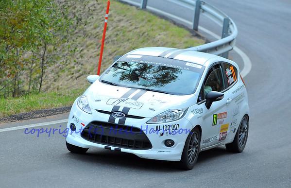 Rallye du Valais 2011
