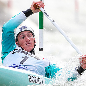 ICF Canoe Kayak Slalom World Cup Tacen 2020